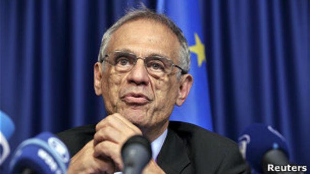 Michael Sarris, ministro de Economía de Chipre