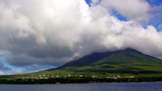 British Virgin Islands, gồm hơn 40 đảo tại vùng biển Caribe.