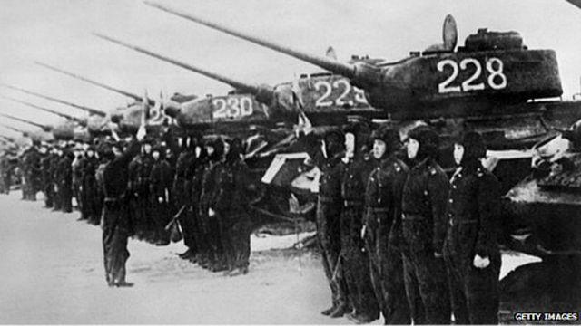La URSS invirtió gran cantidad de tiempo, esfuerzo y dinero entrenando al ejército norcoreano.