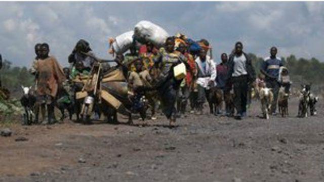အာဖရိက အလယ်ပိုင်း သမ္မတ နိုင်ငံက ဒုက္ခသည်တွေ