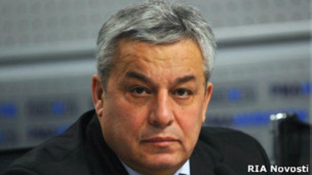 Василий Кичеджи (10 декабря 2009 года)