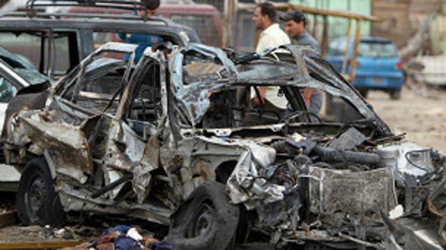 تفجير بغداد