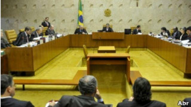 Supremo Tribunal Federal (Ag Brasil)