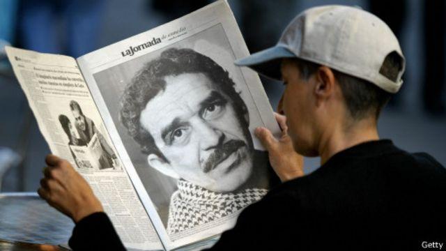 El diarismo mágico de García Márquez