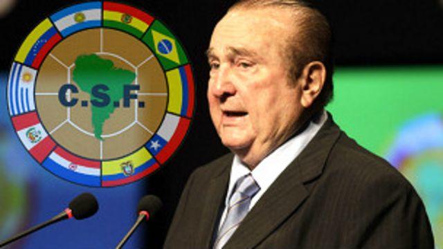 Plus  d'immunité  à la confédération sud -américaine  de football