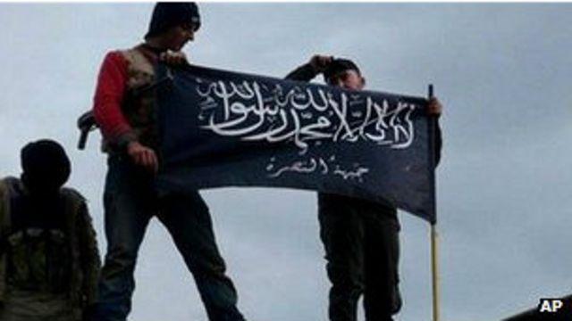 исламистские повстанцы