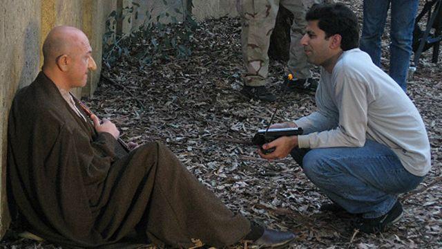 روزبه دادوند می گوید برای ساخت این فیلم به ایران سفر کرده، چرا که می خواسته خانه مصدق را از نزدیک ببیند