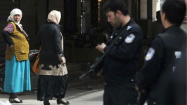 數月前新疆喀什也發生過類似的暴力事件