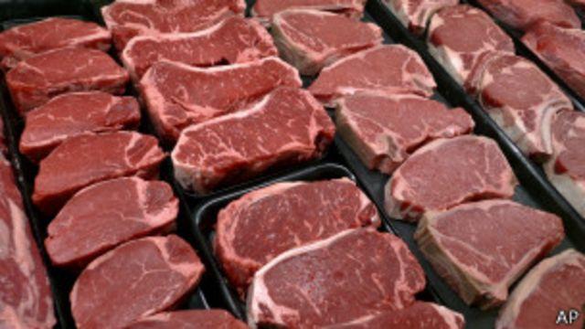 سطح گوشت میکروب های زیادی دارد که ممکن است به ساک منتقل شود