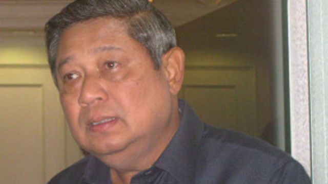 Presiden Yudhoyono