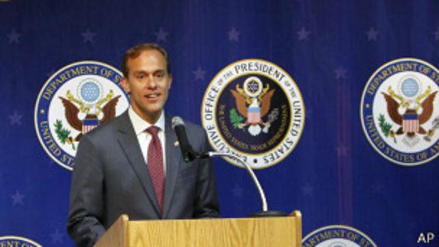 И.о. главы торгового представительства США Деметриос Марантис