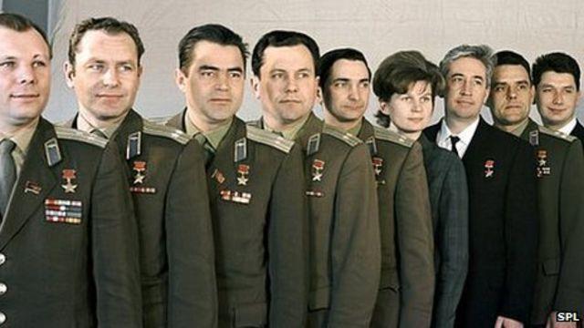 Valentina Tereshkova, pionera en un campo dominado por hombres.