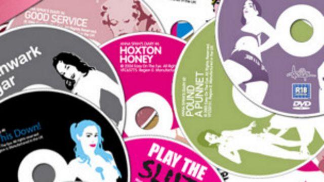 DVDs de Anna Span