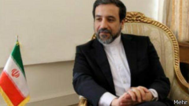 آقای عراقچی پیشتر سفیر ایران در ژاپن، فنلاند و استونی بود
