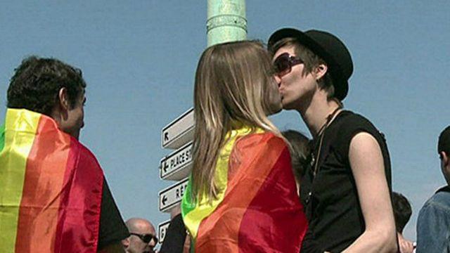 Акції проти гомофобії