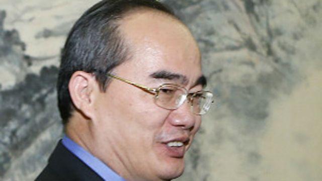Ông Nguyễn Thiện Nhân từng cam kết cải cách ngành giáo dục khi còn ngồi ghế bộ trưởng.