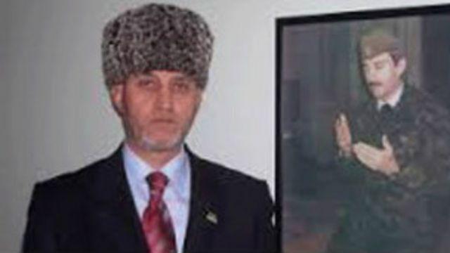 """Медет Унлу, известный как """"почетный консул Ичкерии"""" в Турции"""