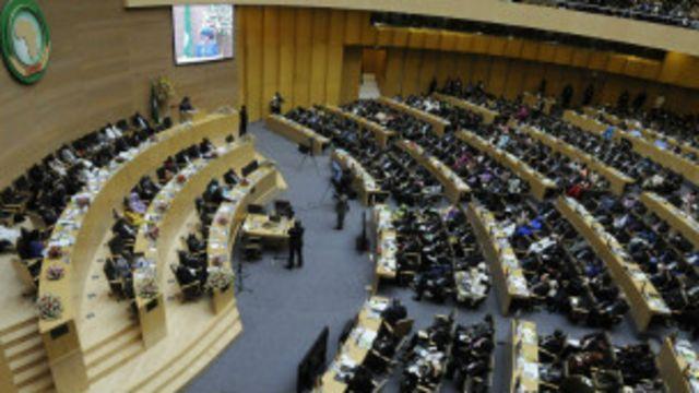 Líderes mundiais foram  à Etiópia participar das celebrações dos 50 anos da União Africana