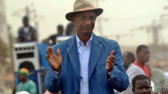 Celou Dalein Diallo, le président de l'UFDG (Archives).
