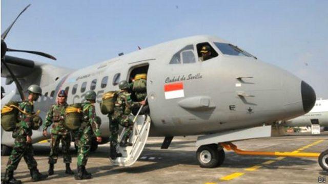 Máy bay quân sự CN-295