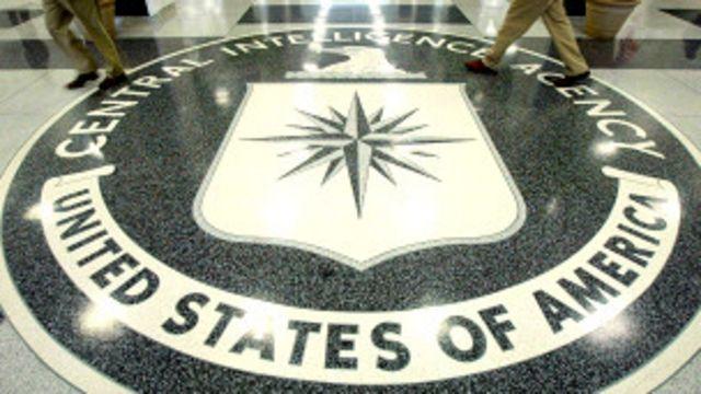 وكالة المخابرات المركزية الأمريكية (سي آي ايه)