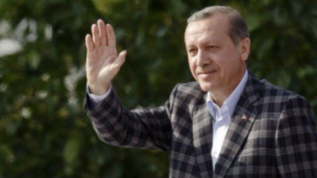 ဆန္ဒပြ ခေါင်းဆောင်တွေနဲ့ တွေ့မယ့် ဝန်ကြီးချုပ် Recep Tayyip Erdogan