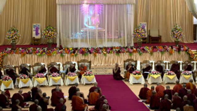 Monks Conference