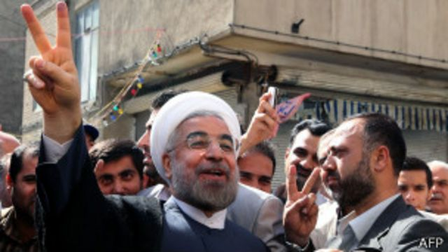 Hassan Rouhani | Foto: AFP