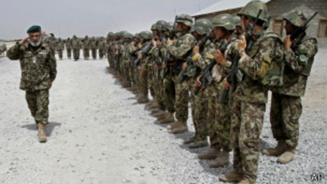 18-июнда авган армиясы өлкө коопсуздугун сактоо милдетин НАТО күчтөрүнөн өткөрүп алды.