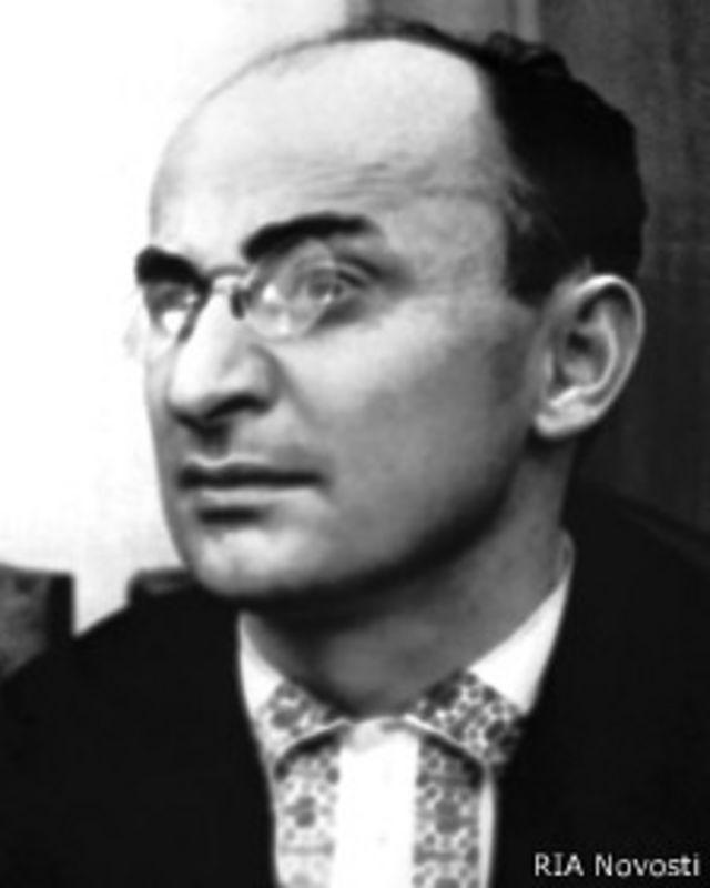 Лаврентий Берия в Тбилиси, 1930 г.