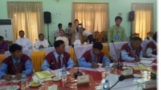 လွိုင်ကော်က KNPPနဲ့ အစိုးရ ငြိမ်းချမ်းရေးအဖွဲ့ ဆွေးနွေးပွဲ