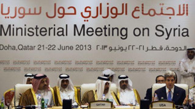 اجتماع الدوحة