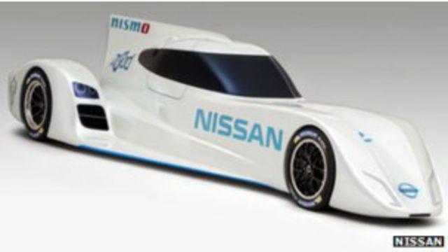 निसान की कार पैट्रोल और बैटरी दोनों पर चल सकती है
