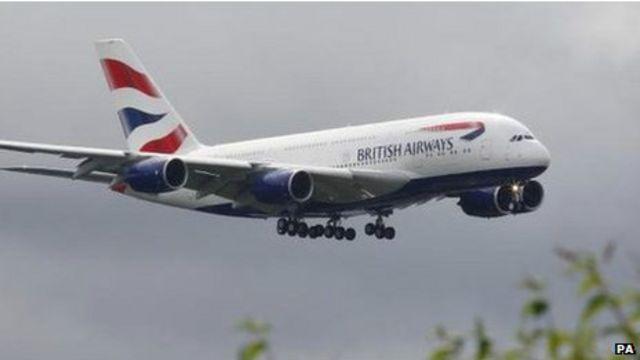空中客机A380