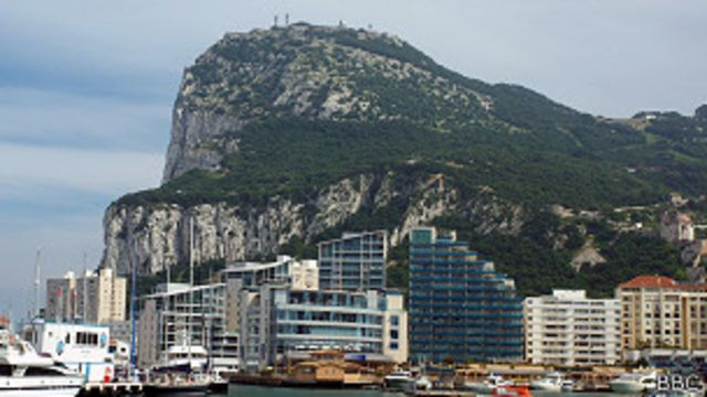 Peñón de Gibraltar