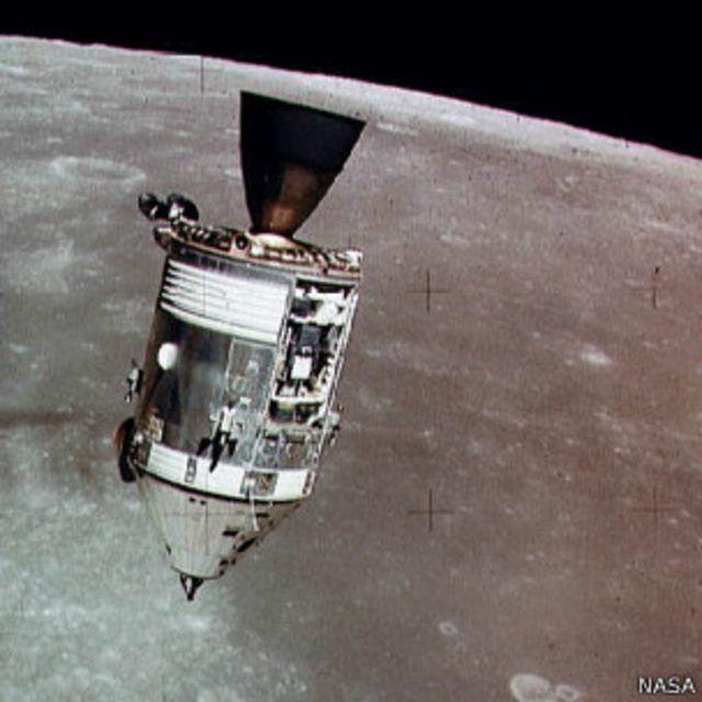 Módulo de mando - Apollo 15
