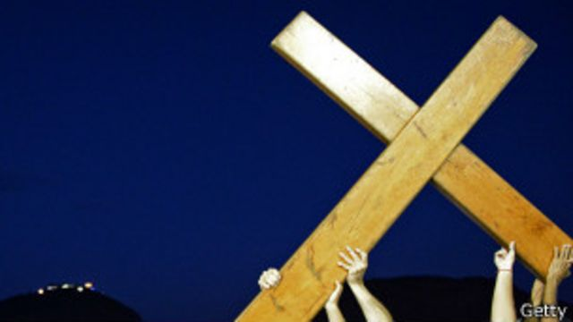 Cruz en Brasil