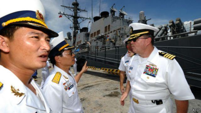 Mỹ -  Việt giao lưu quân sự nhiều nhưng chưa là đồng minh