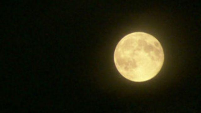 Bədirlənmiş Ay