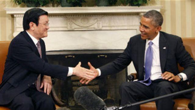Lãnh đạo hai nước hồi tháng Bảy xác lập quan hệ Đối tác toàn diện