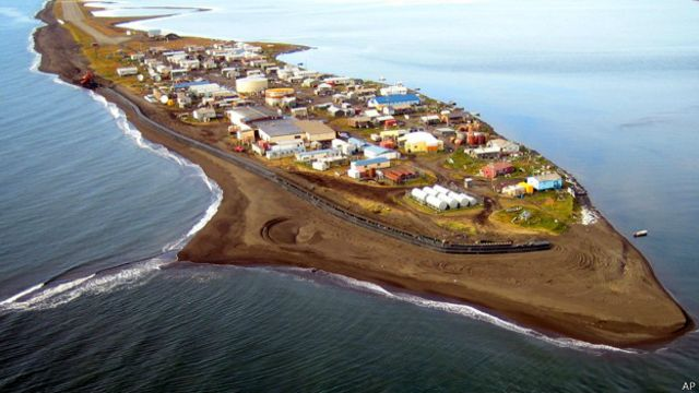 Pueblo de Kivalina, Alaska