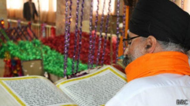کل جمعیت هندوها و سیکها در افغانستان به حدود چهار هزار نفر میرسد