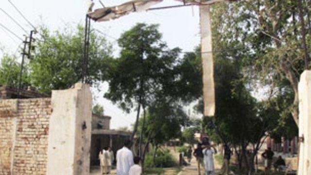 جیسے ہی پہلا فائر ہوا جیل میں موجود قیدیوں نے اپنی تیاری شروع کر دی: علی امین