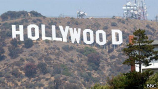Голливуд символ