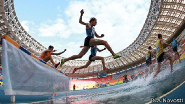 клубы легкой атлетики москве