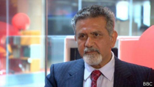 پروفسور حسن امین، استاد حقوق اسلامی دانشگاه کالدونیا، می گوید آقای روحانی را خوب می شناسد