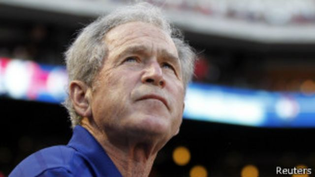 Джордж Буш младший