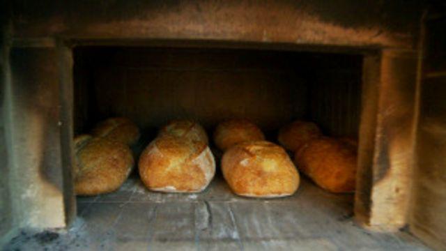 نانهای شیندلر بوی بسیار خوبی داشتند