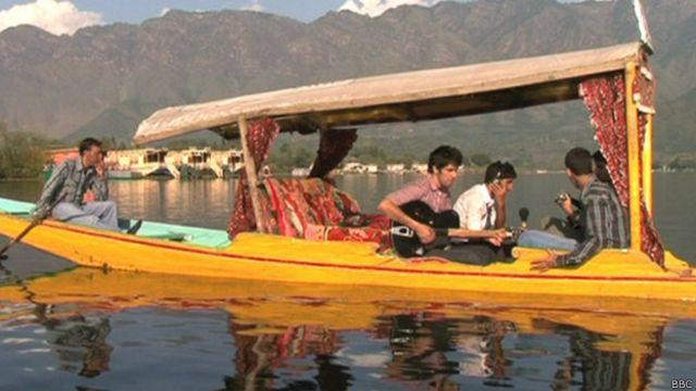 भारत प्रशासित कश्मीर में संगीत