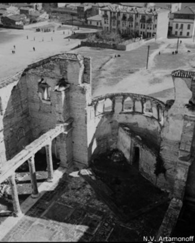 İmrahor Camii, 1937